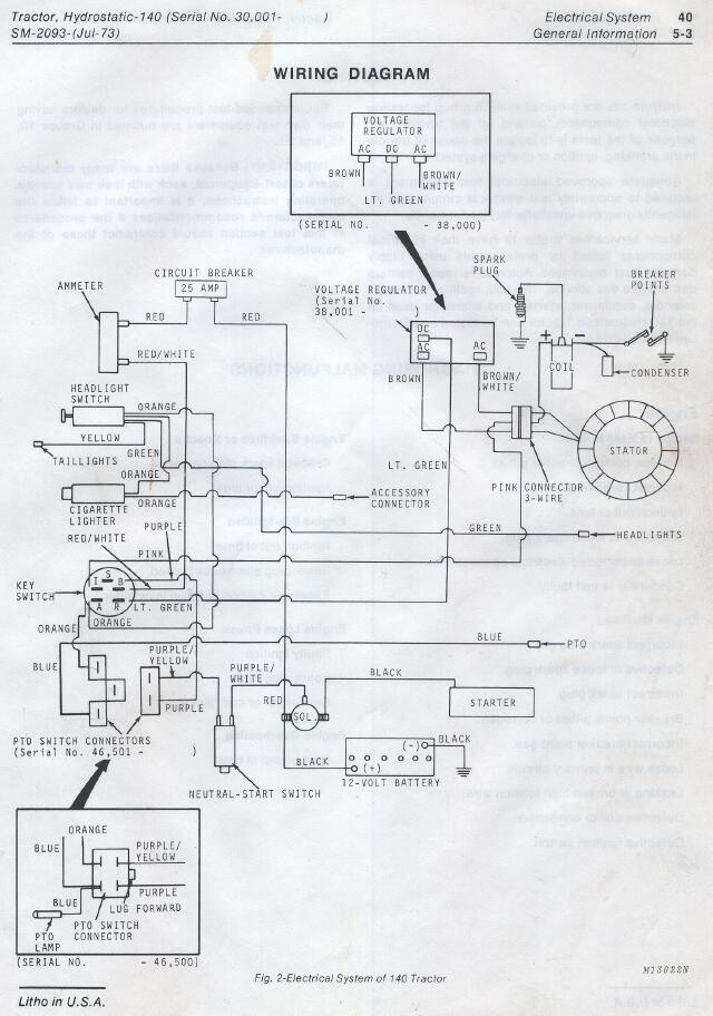 John Deere Tractor Wiring Diagram 1974 90 Dodge D150 Wiring Diagram For Wiring Diagram Schematics